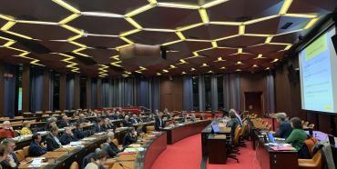 Conférence des financeurs de la transition énergétique